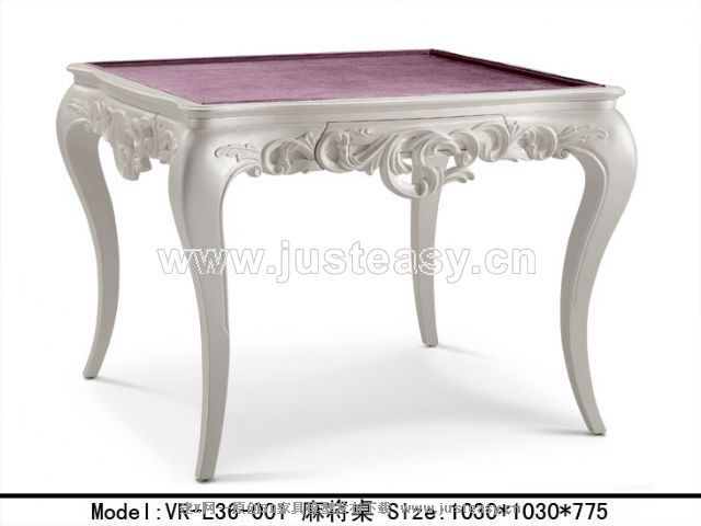 宝洋欧式新古典桌子3d模型下载[id:35638]