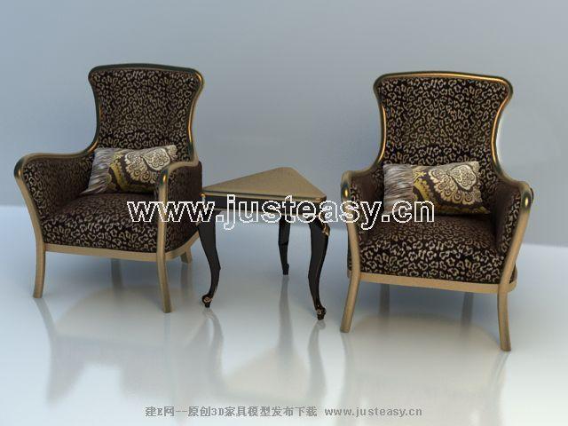欧式软装椅子图片