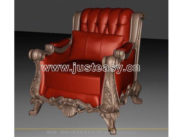 古典欧式家具手绘椅子