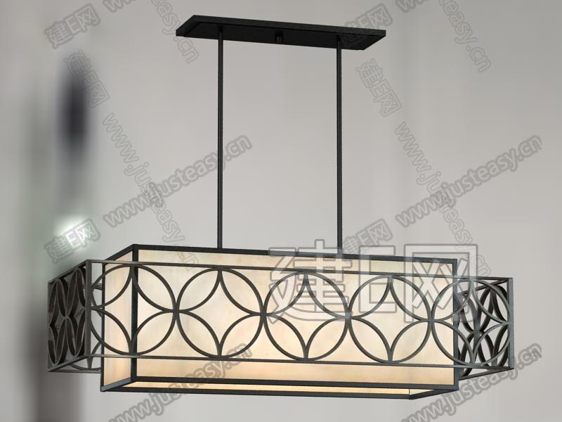 室内设计单体模型2013年11月精选作品(灯饰篇)