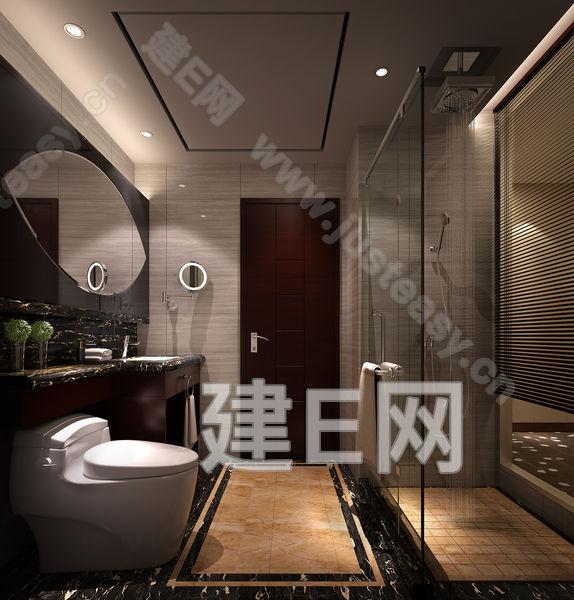 求:酒店客房效果图设计(不要求设计卫生间)-办-宾馆客房效果图,