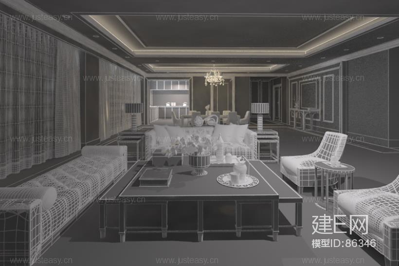 客厅有梁装修图 客厅有梁装修效果图清晰图高清图片