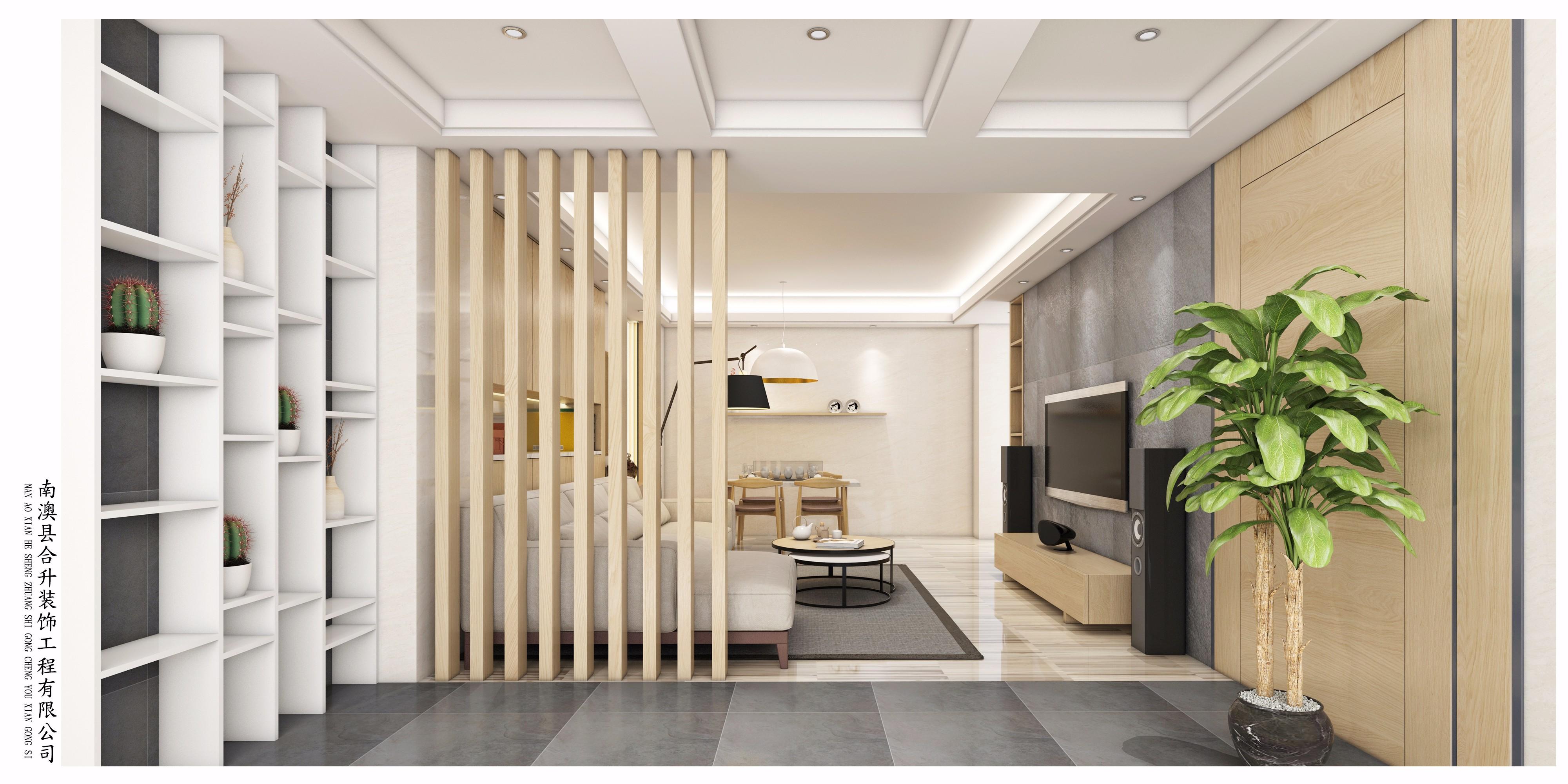 拙朴- 效果图交流区-建e室内设计网