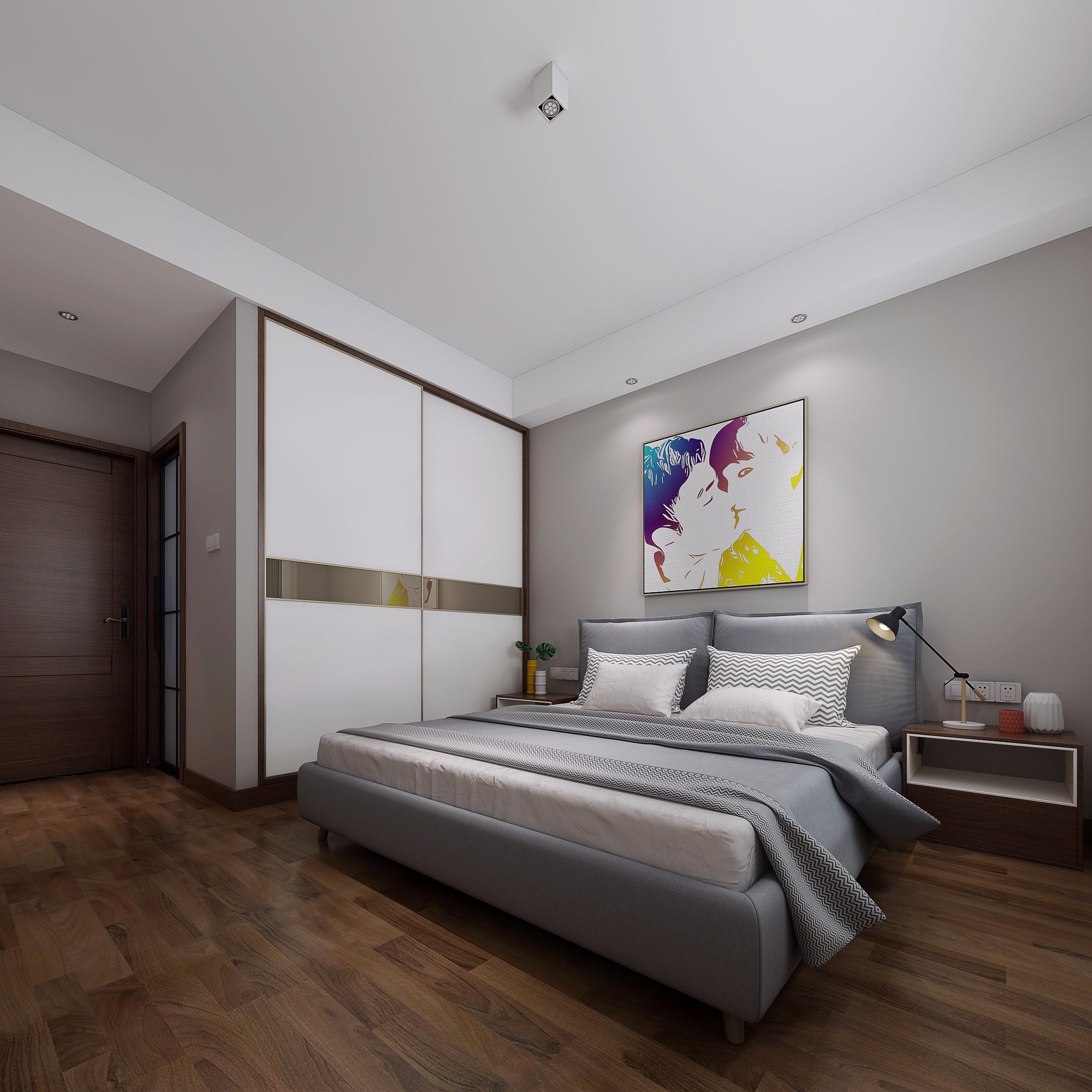 背景墙 房间 家居 起居室 设计 卧室 卧室装修 现代 装修 2200_2200