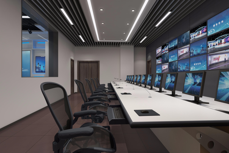 演播室 - 效果图交流区-建e室内设计网
