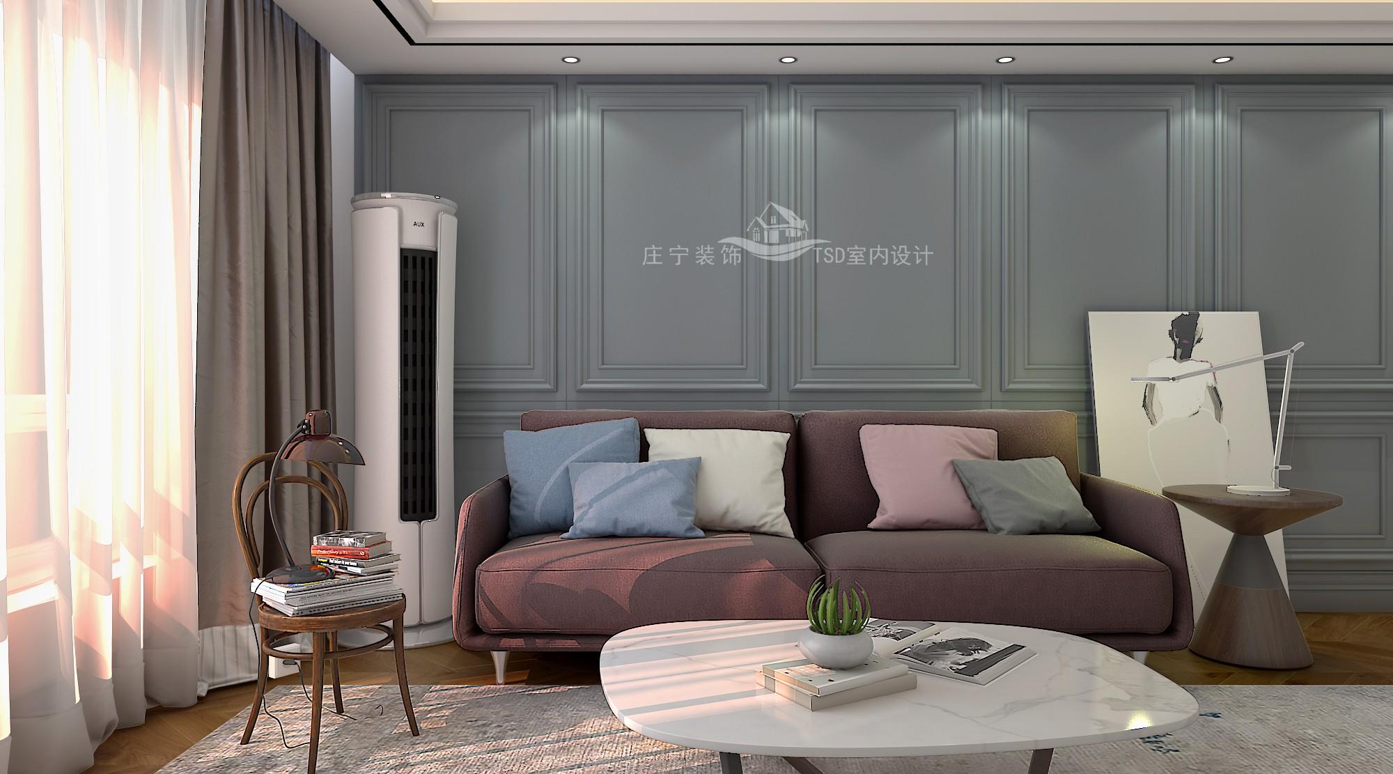 写实卧室,客厅 - 效果图交流区-建e室内设计网