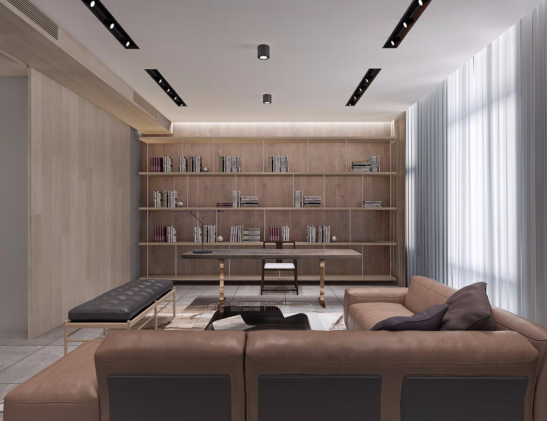 小户型家装 - 效果图交流区-建e室内设计网