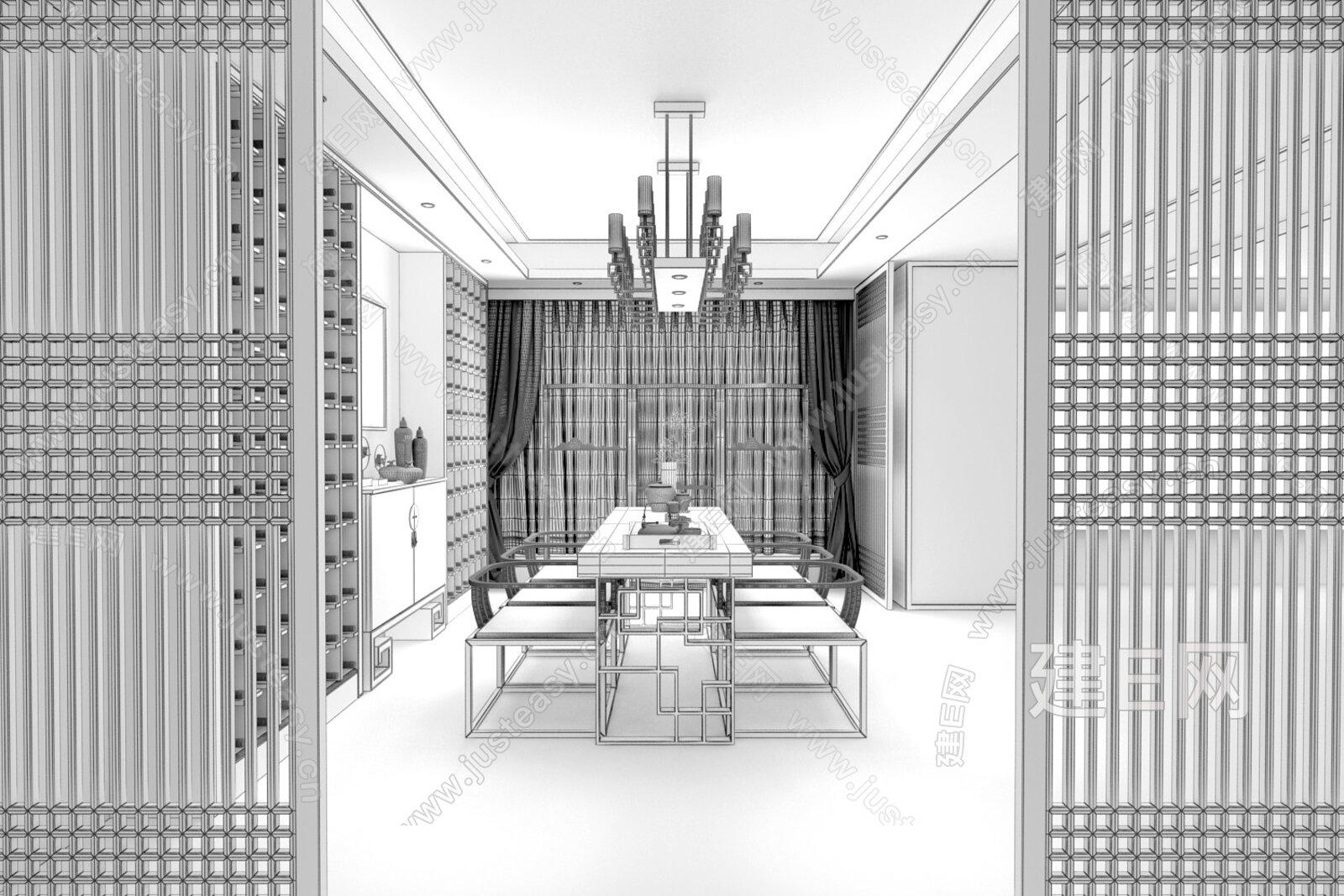 茶室快题设计手绘尺寸