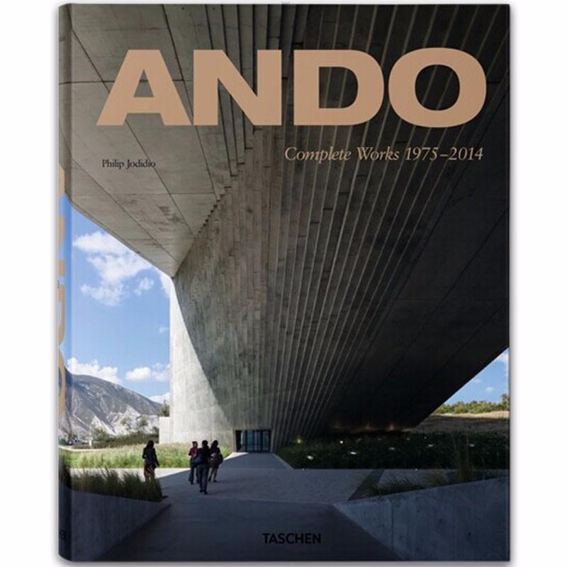 【进口】安藤忠雄1975–2014作品全集 Tadao Ando. Complete Works