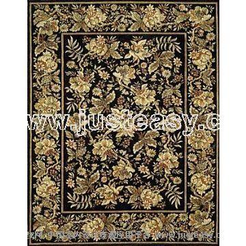 欧式地毯图片_福州欧式地毯批发