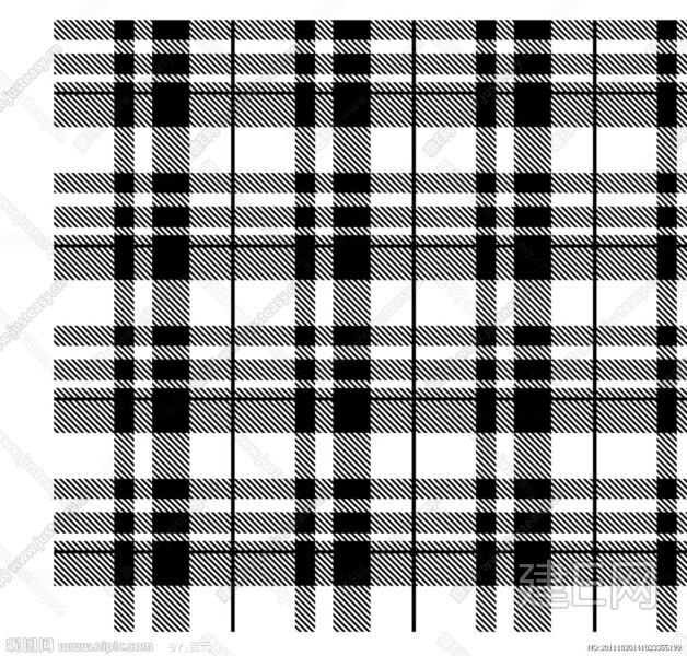 建e网 贴图首页 布纹 格子条纹 --> 美式格子布艺.图片