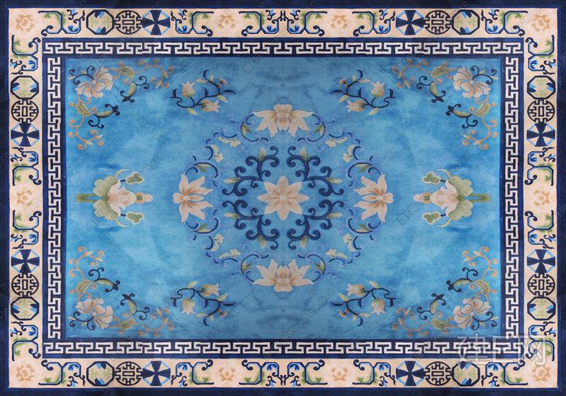 欧式地毯 【贴图id:14696】
