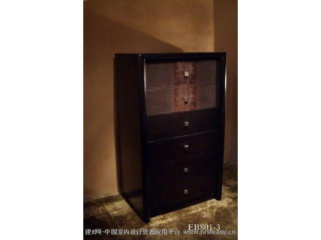 橱柜半高柜效果图组图 小厨房橱柜效果图大全 不锈钢台面