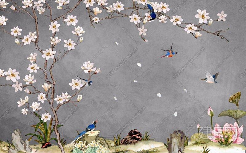 花鸟壁纸【贴图id:64032】