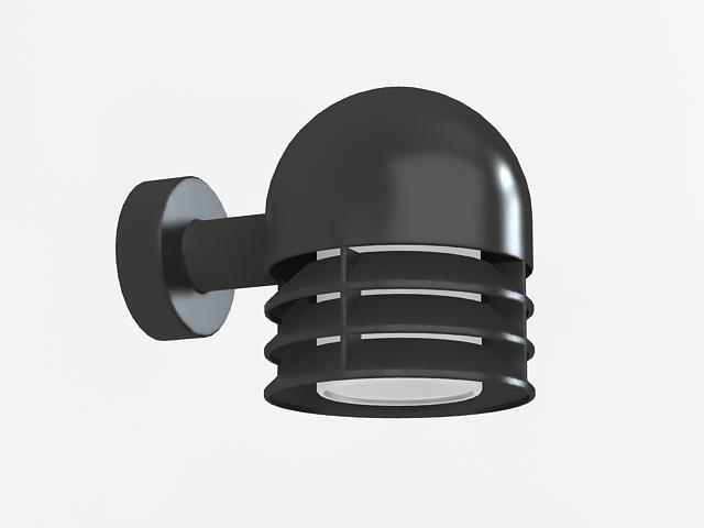 室外壁灯模型323d模型下载[id:1131]