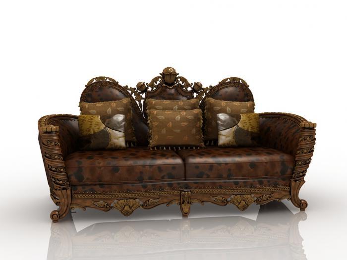 a 欧式沙发