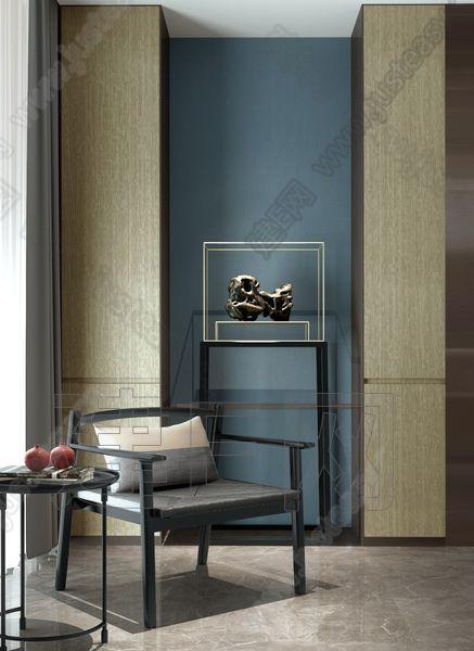 SUN室内设计  新中式桌椅组合3d模型