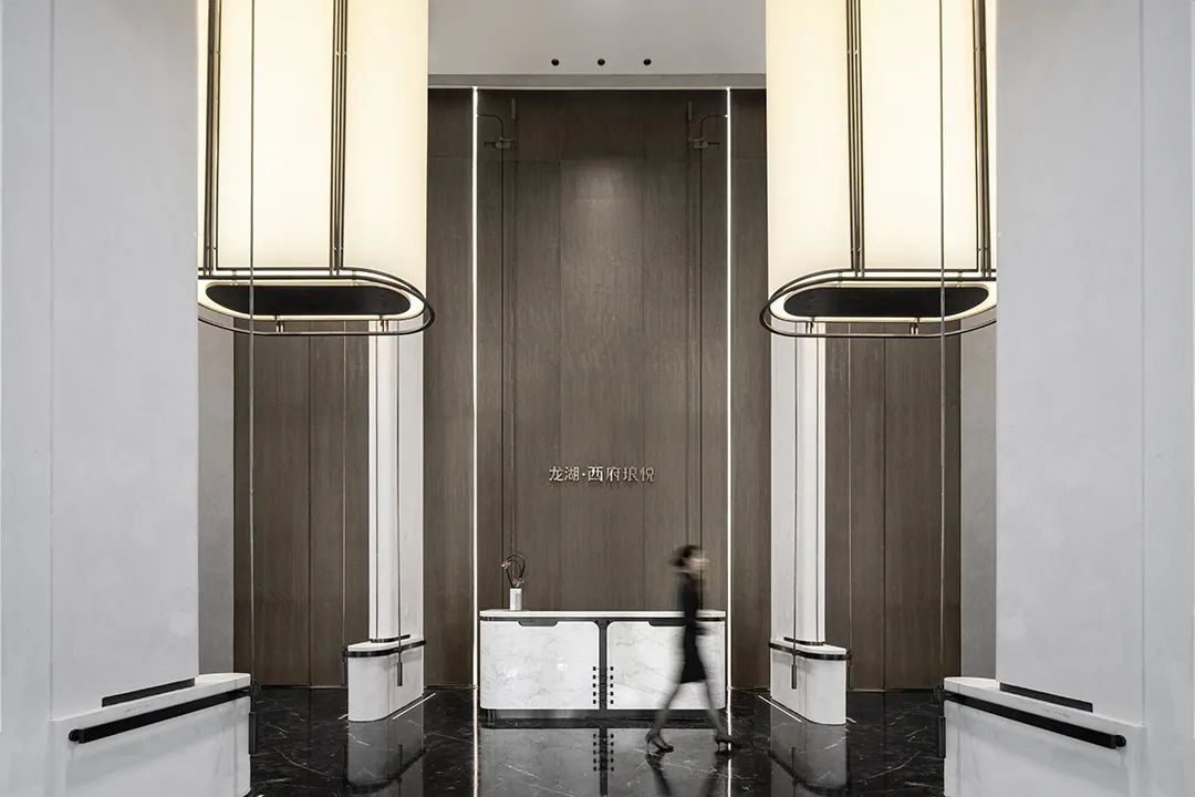 WJID维几设计 x 龙湖    西府琅悦售楼处,随光呼吸,潜入自然纯粹的生活!