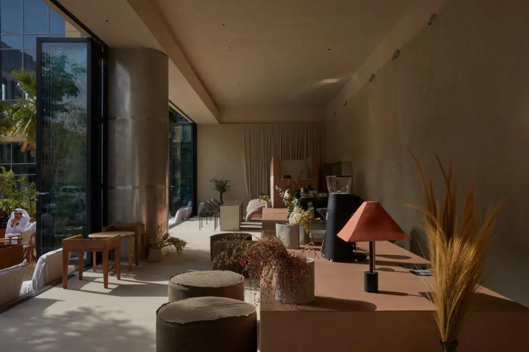 La Petite咖啡馆——现代感与田园风格的完美融合 | Bone Studio