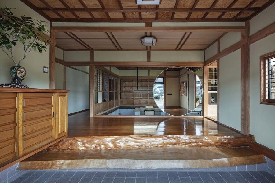 Maruhiro办公空间改造,传统陶瓷品牌的新办公场所 丨 DDAA新作