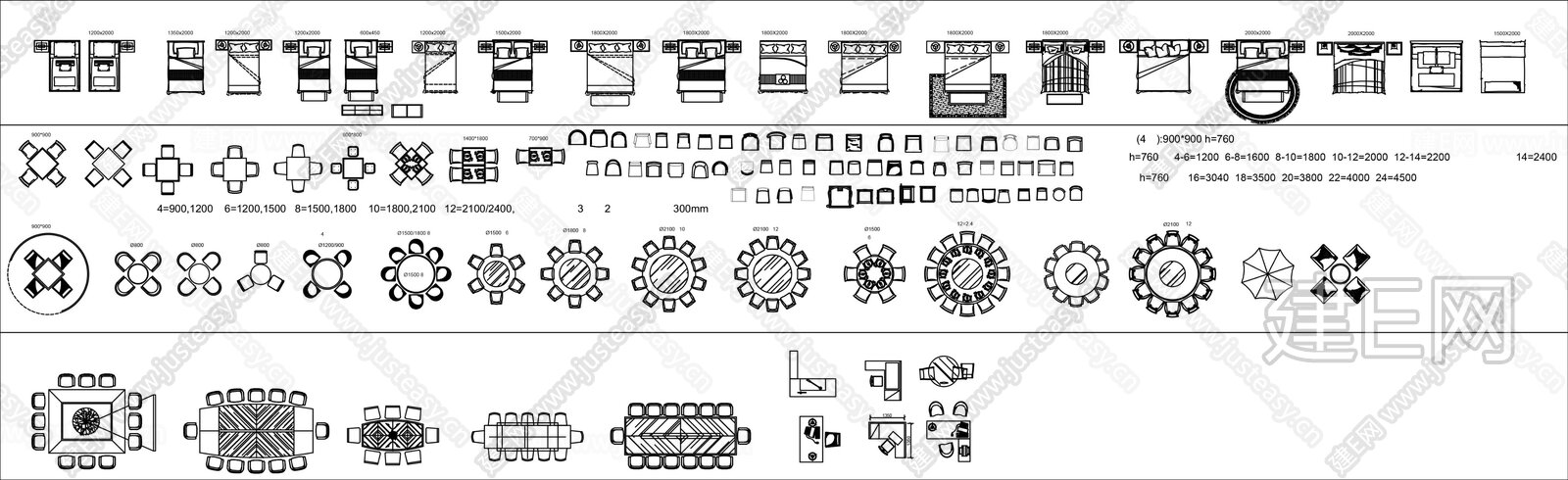 CCD家具软装|CAD施工图