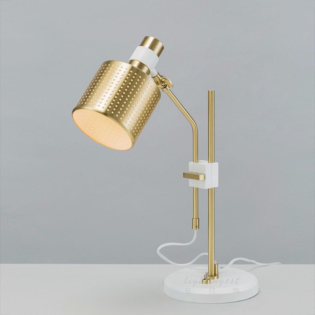 后现代金属台灯