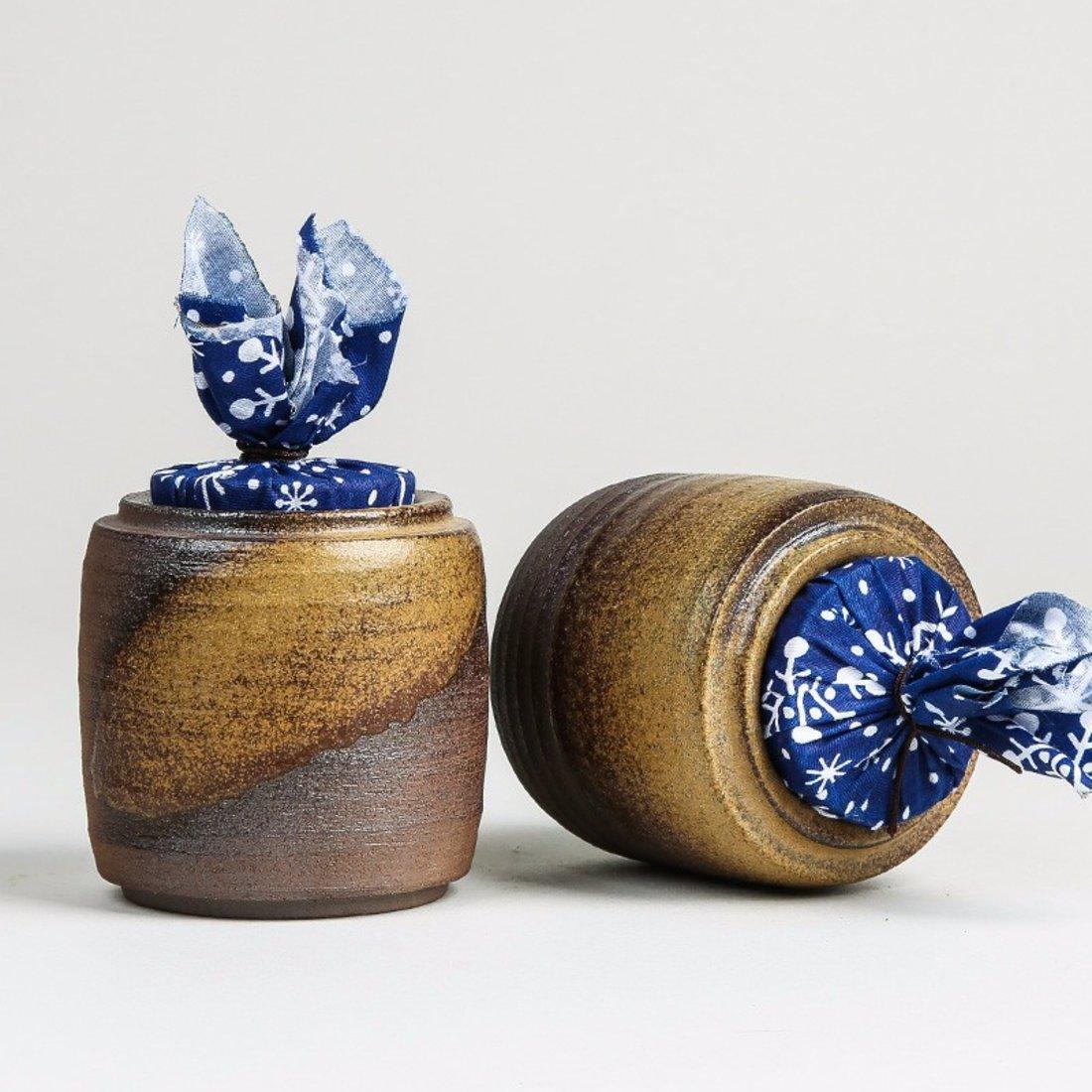 「茶叶罐」迷你存储罐
