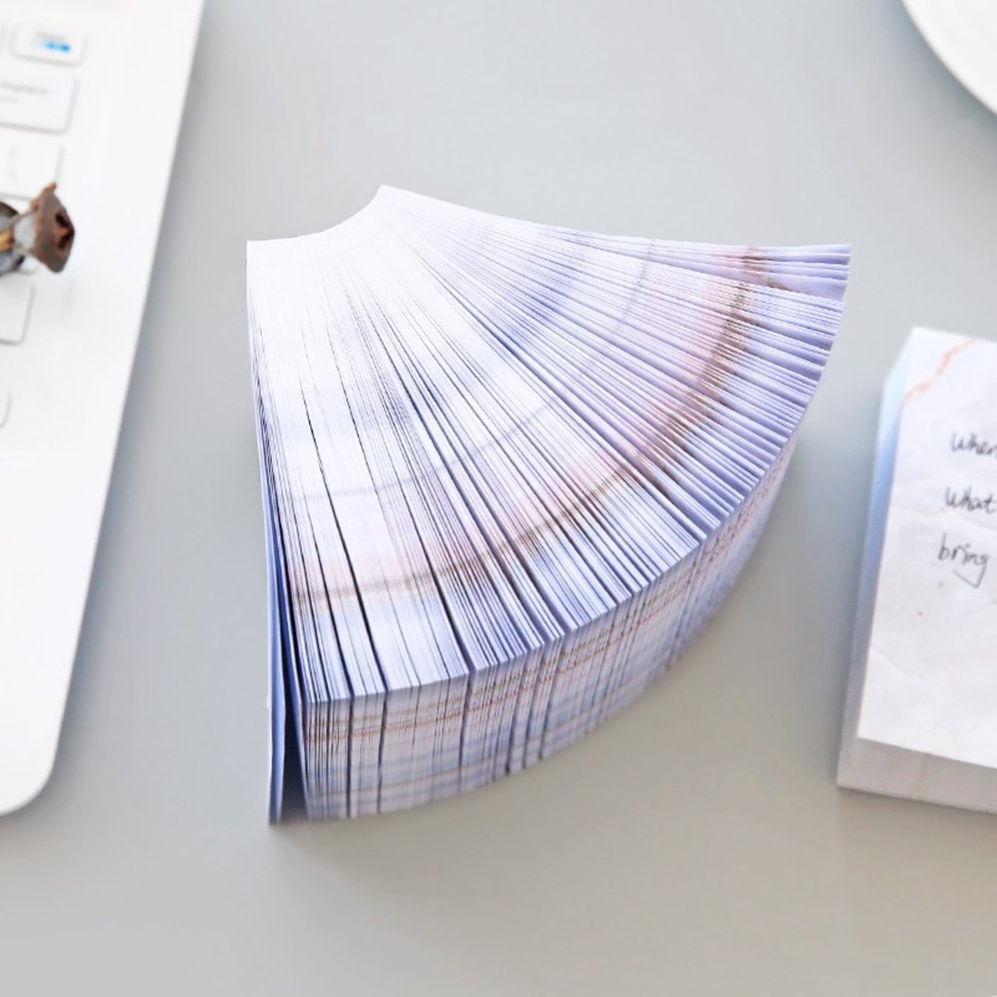 「时光之痕」大理石便签纸400张