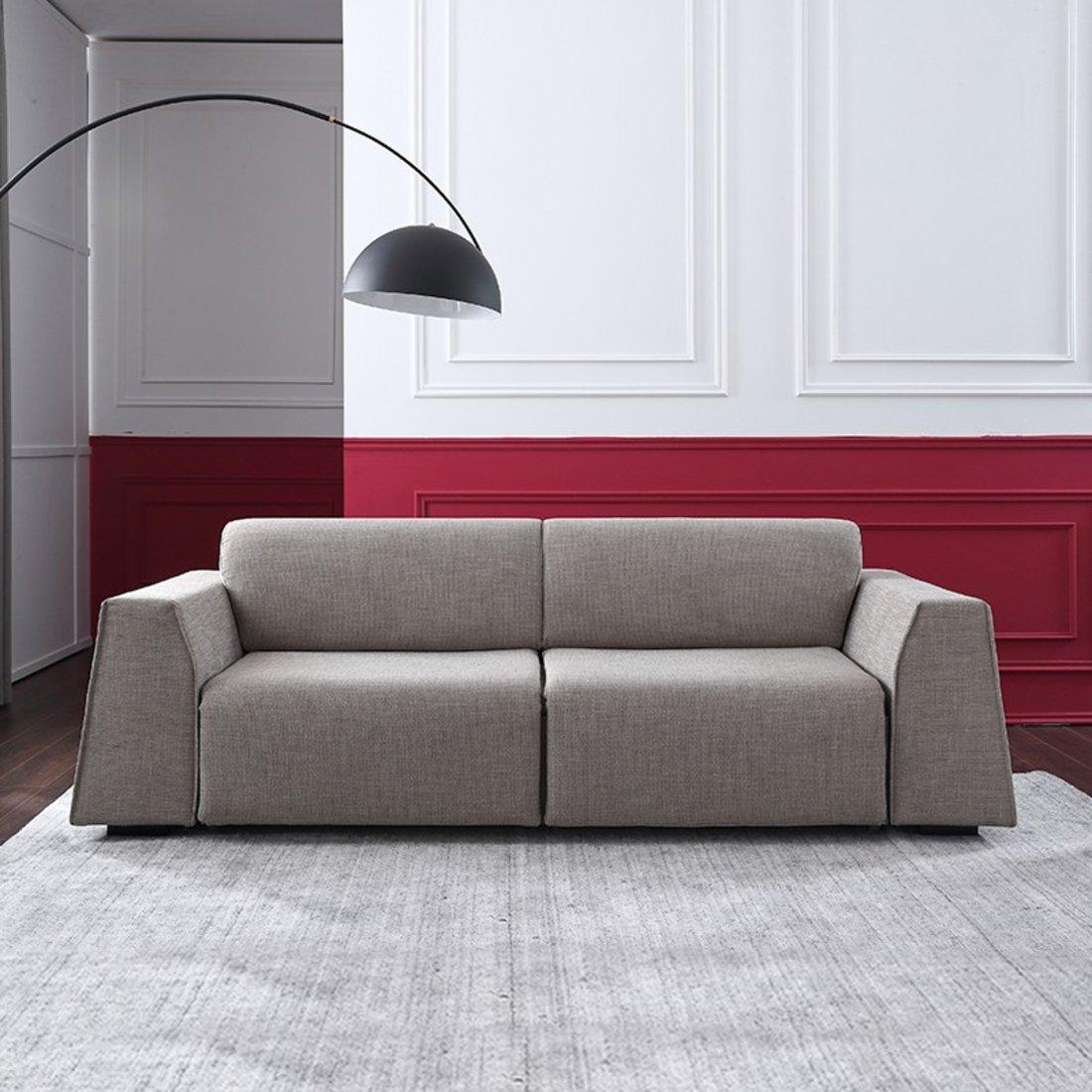 「折叠沙发」意式轻奢多功能沙发床