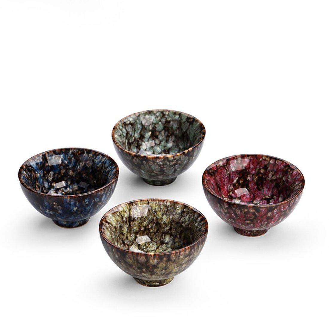 「品茗杯」陶瓷窑变茶杯