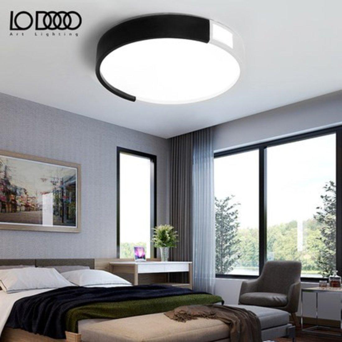 「led圆形吸顶灯」北欧现代创意个性大气灯具