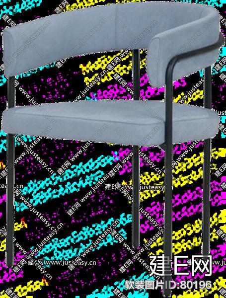 Baxter现代餐椅